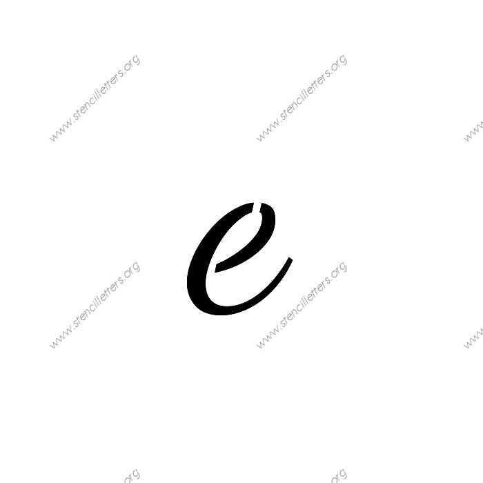 ... /1-12inch-stencils/133-cursive/lowercase/stencil-letter ...