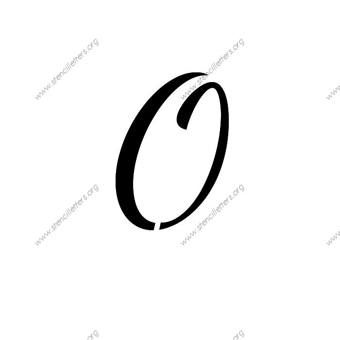 stencil-letter-o  Inch Letter Template on plastic sign, outdoor sign, unit of length, free printable outline poster, imperial units, portable sign, english units, stencils printable cursive, us customary units, printable alphabet, stencils printable cutouts, fancy printable, international system of units, units of measurement,