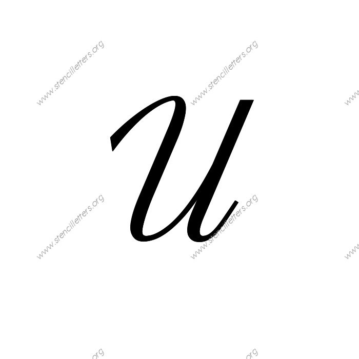 Sample Of Uppercase Letter And Lowercase Letter
