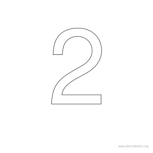 free number templates to print - number stencils 1 to 50 stencil letters org