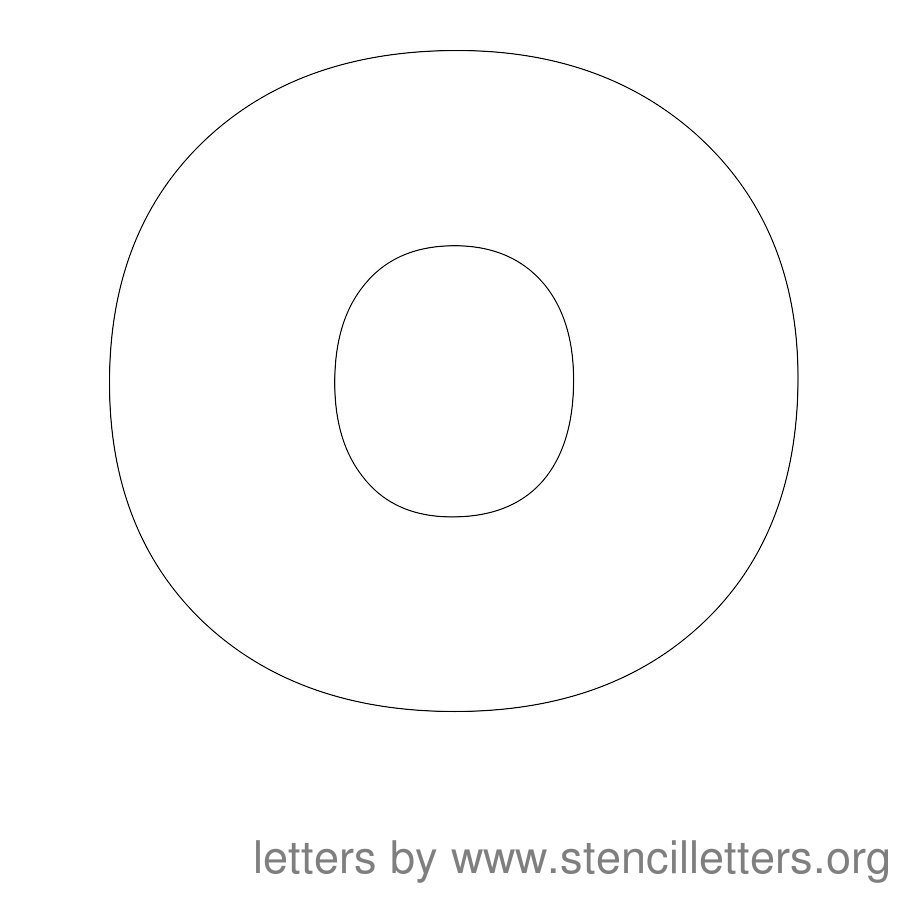 Pictures Of Letter Stencils | New Calendar Template Site