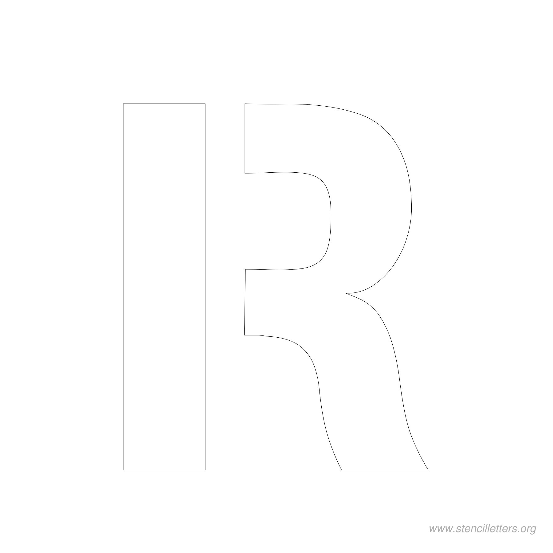 4inch-stencil-letter-r  Inch Letter Templates Free on 2 inch letters printable free, 4 inch alphabet templates, 5 inch letter stencils printable free, 4 inch number templates, 4 inch printable letters free font, large letter templates free, 1 5 inch alphabet letter patterns free,