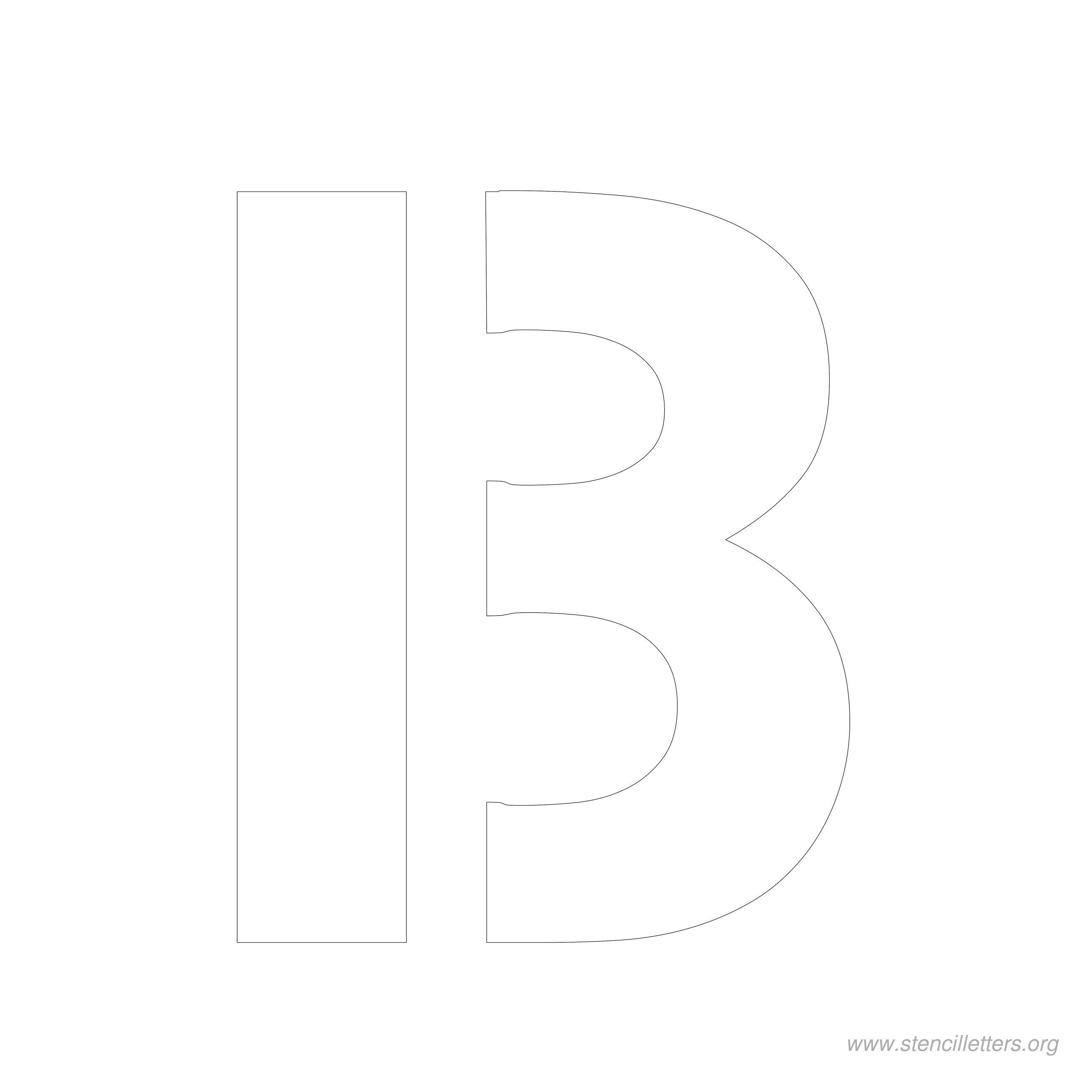 Digital Download Alphabet Pattern 6 inch Camphor Printable PDF File