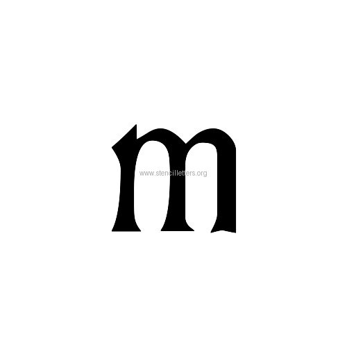 cardinal-letters/lowercase/stencil-letter-m.jpg