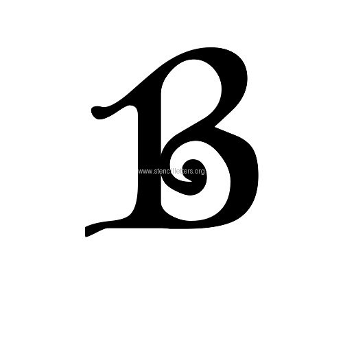 cardinal-letters/uppercase/stencil-letter-b.jpg