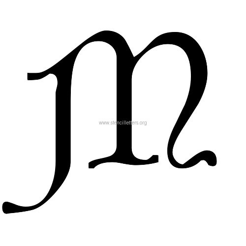 cardinal-letters/uppercase/stencil-letter-m.jpg