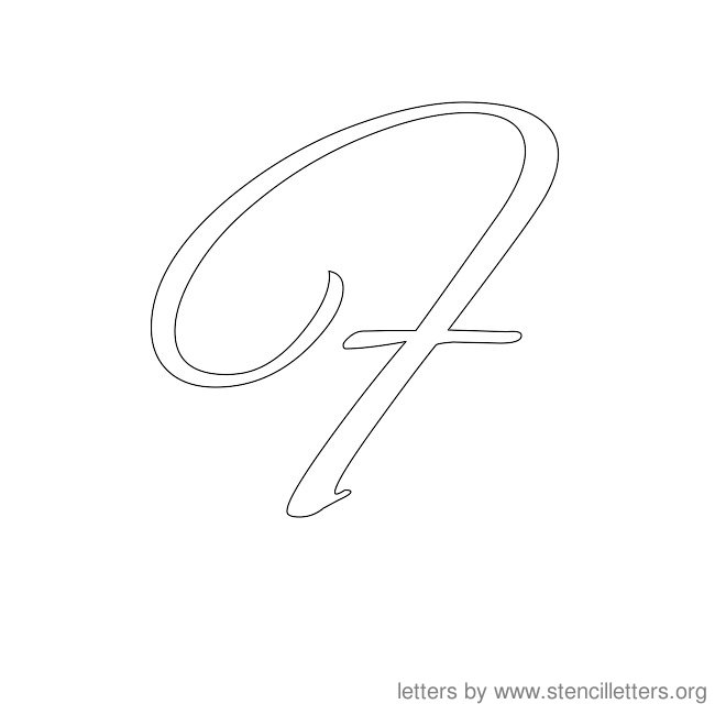 The Letter F In Cursive Images & Pictures - Becuo