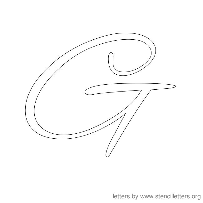 How Do You Write A Cursive G - Laptuoso