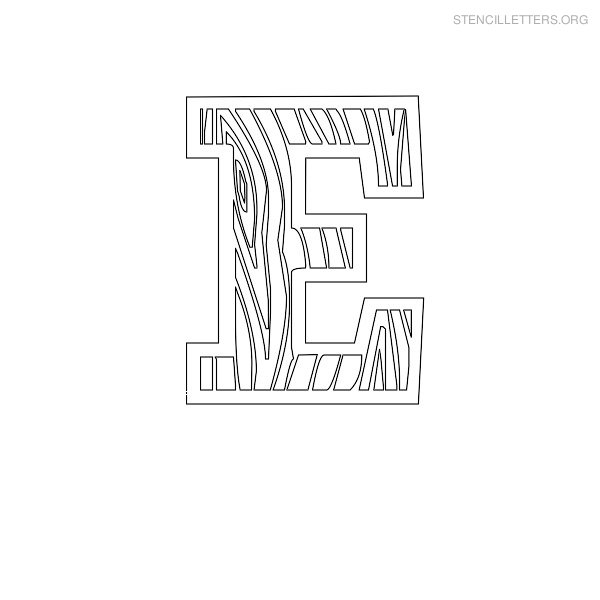 22 original woodworking letter stencils  u2013 egorlin com
