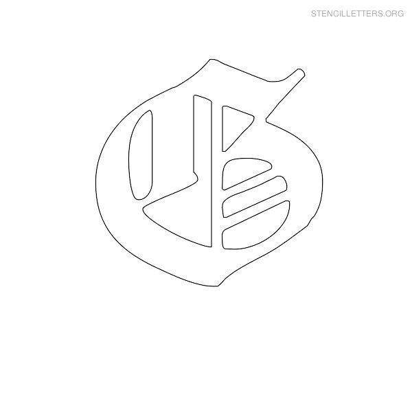 Stencil Letters G Printable Free G Stencils | Stencil