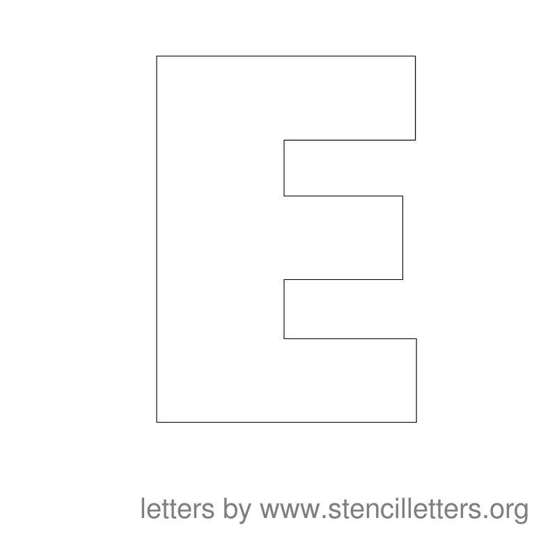 Worksheets Letter E Cursive Stencil Printable letter e cursive stencil printable rupsucks printables worksheets large letters org alphabet e