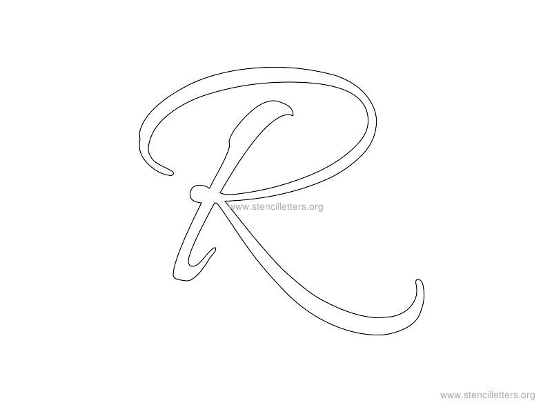 How To Write A Bubble Letter D