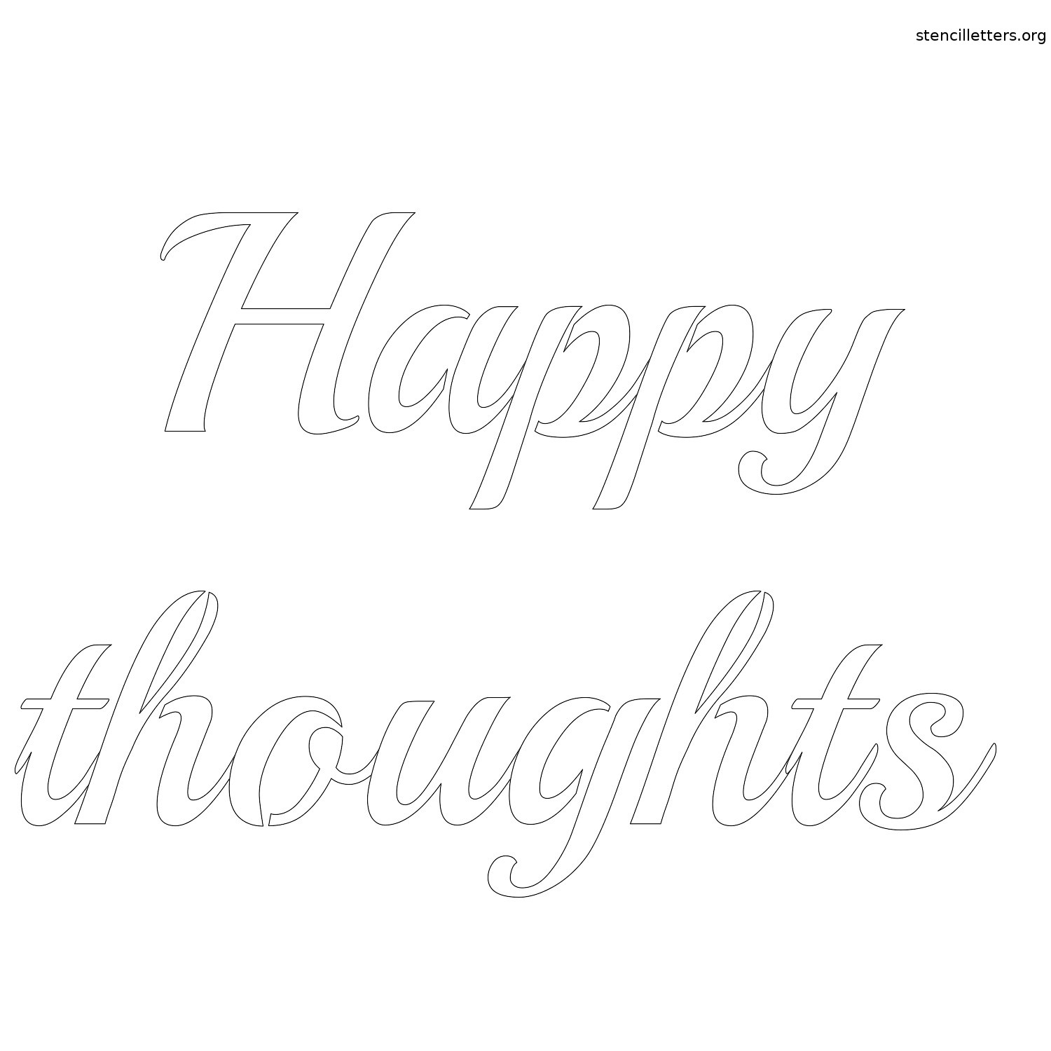 happy-thoughts-quote-stencil-outline.jpg