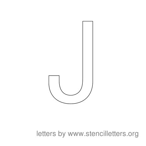 Stencil Letters To Print | Stencil Letters Org