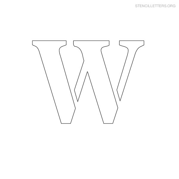 uppercase-stencil-letter-w  Inch Stencil Letter Block Letters Template on 4 inch letter stencils a to z, 4 inch script letter stencils, 4 inch printable letters a-z, 2-letter stencils, one inch alphabet stencils, 3 inch alphabet stencils, 4 inch letter template, printable stencils, 4 inch letters to trace, 5.5 inch number stencils, 4 inch alphabet letters, 6 inch alphabet stencils, 4 inch block numbers, block number stencils, 1 4 inch letter stencils, 3 4 inch number stencils,